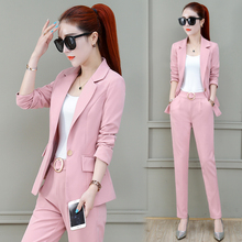 Fashion suit suit female spring and autumn new professional