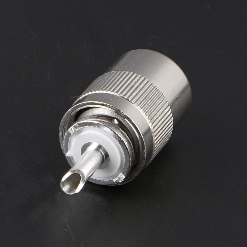 10 x UHF male PL259 Plug solder RG8 RG213 LMR400 Coax Coaxial Cable Connector