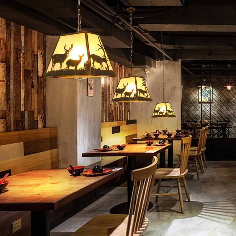 Nordic Lustre Pendente Glass Ball   Restaurant  Deco Maison