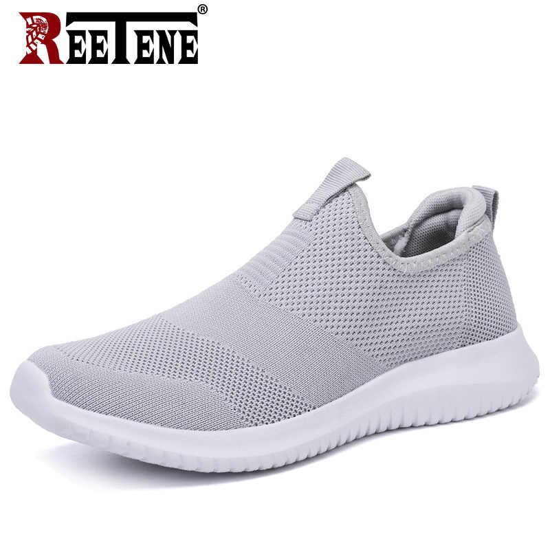 2020 günstigste Männer Casual Schuhe Männer Turnschuhe Sommer Laufschuhe Für Männer Leichte Mesh Schuhe Atmungsaktive Herren Sneakers 38-48