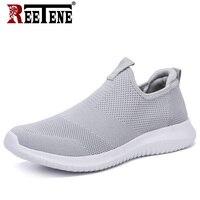 2020 los zapatos casuales más baratos para hombres zapatillas de verano zapatillas de correr para hombre Zapatillas de malla ligera zapatillas transpirables para hombre 38 48 Zapatos informales de hombre     -