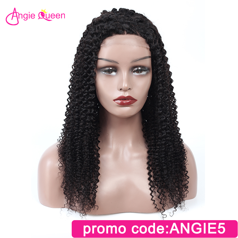 Kinky Curly Lace Front Human Hair Wigs Brazilian Hair Wig 150% Closure Wig Remy Hair 100% Human Hair Wig 8 10 12 14 16 18 20