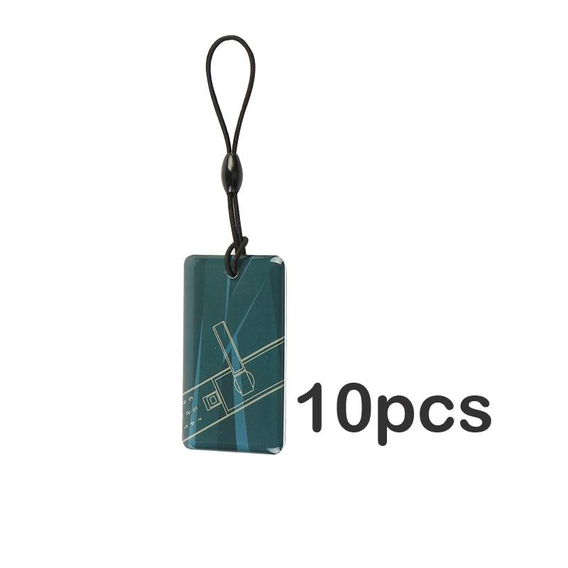 13.56Mhz IC Card For Smart Door Lock M1 Card 10pcs/lot