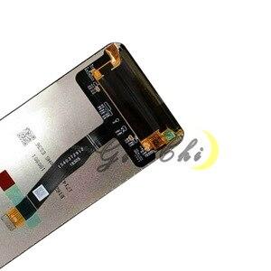 Image 2 - Tela lcd para huawei p smart, 2019, lcd, com moldura, pote lx1, lx1af, lx2j, lx1rua lx3 substituição da tela