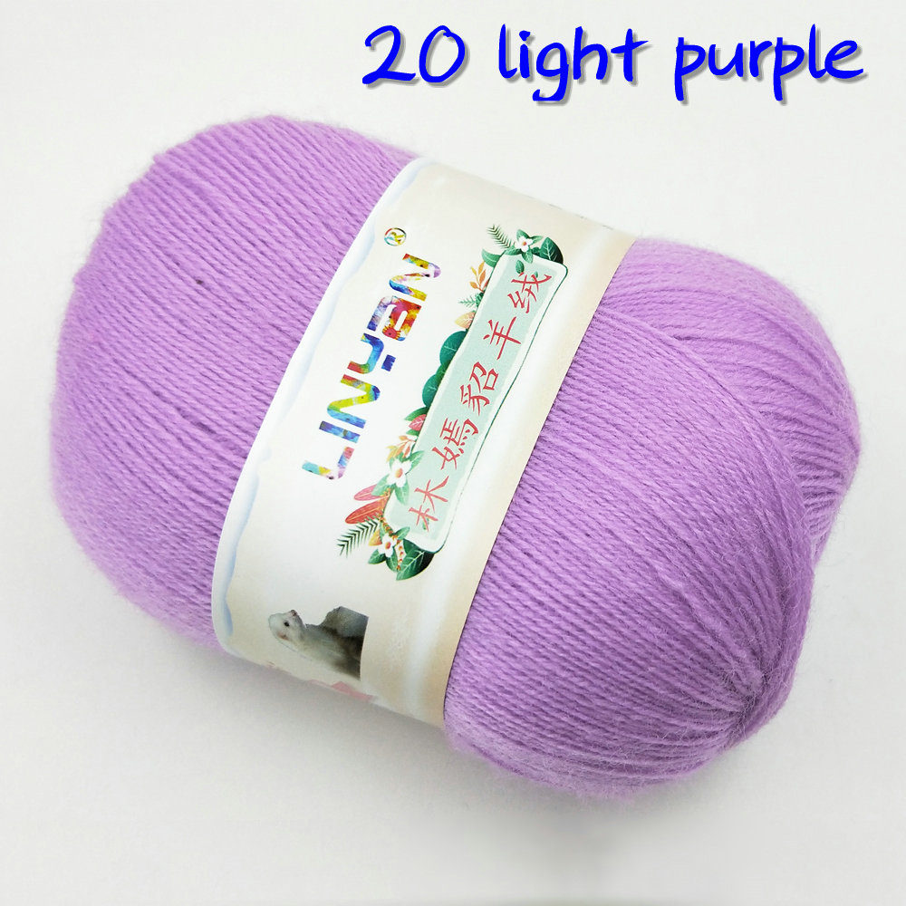 20 light purple