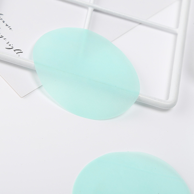Portable Mini 50Pcs/Set Foaming Soap Paper Washing Hand Bath Clean Scented Slice Sheets Disposable Box Soap Paper 4