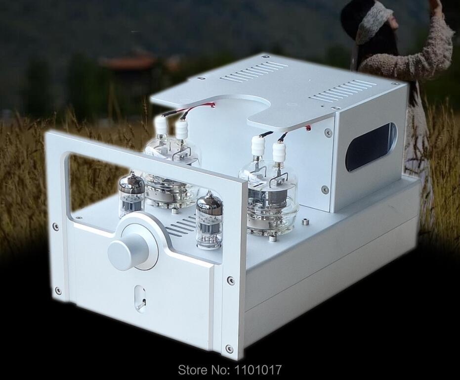 Weiliang Breeze Audio A100 FU32 Tube Amplifier HIFI EXQUIS Class A GU-32 Lamp Amplifier
