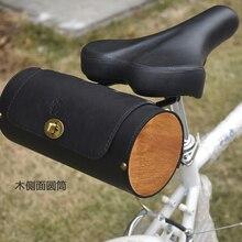 Cycle-Bag Electromechanical-Tail-Bag Mountain-Road-Bike Retro G124 Rail-Type