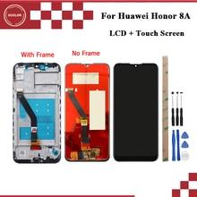 Ocolor עבור Huawei Honor 8A הכבוד לשחק 8A LCD תצוגת מסך מגע 6.09 אינץ טלפון אביזרי עבור Huawei Honor 8A