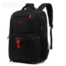 POSO Backpack 17.3inch laptop backpack travel backpack business backpack waterproof backpack Anti-theft backpack men backpack