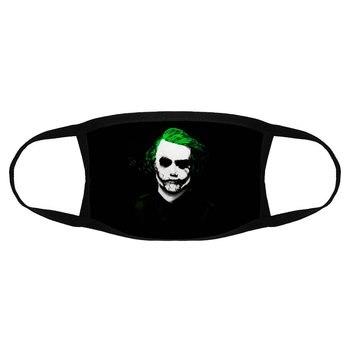 Classic The Joker Men Novelty Cotton Joaquin Phoenix Movie Dust Mask Harajuku Streetwear Suicide Squad Face Mask K009666 the mask jim carrey movie film toys figure green alien mask