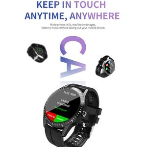 Image 3 - Cuộc Gọi Bluetooth Thông Minh Nam Nữ Cảm Ứng Đầy Đủ Vòng Đồng Hồ Thông Minh Smartwatch Nhịp Tim Theo Dõi Thể Thao Đồng Hồ Dành Cho Android IOS 2020