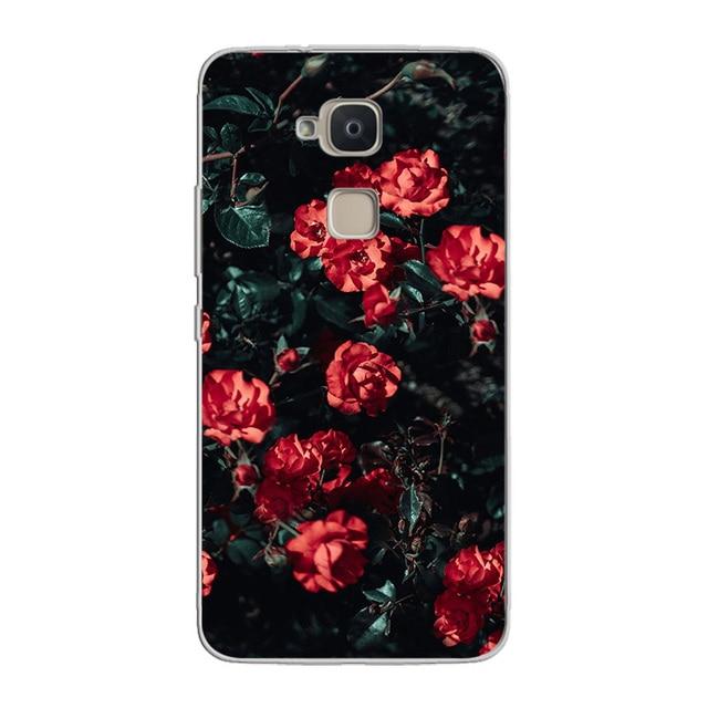 Ciciber fleurs Coque de téléphone Coque pour BQ Aquaris V VS C U2 U X2 X X5 Plus Lite Pro souple en TPU Funda pour BQ M5 E5s M5.5 M FHD Funda