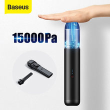 Baseus Portable Handheld Vacuum Cleaner 135W 15000Pa Strong Suction Car Handy Vacuum Cleaner Robot Smart Home For Car & HOME