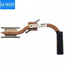Оригинальный кулер для ноутбука HP 15-AB 15-AB247CL, радиатор радиатора 812113-001, 100% протестирован, быстрая доставка