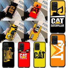 PENGHUWAN Caterpillar Custom Photo Soft Phone Case for Samsung S20 plus Ultra S6 S7 edge S8 S9 plus S10 5G
