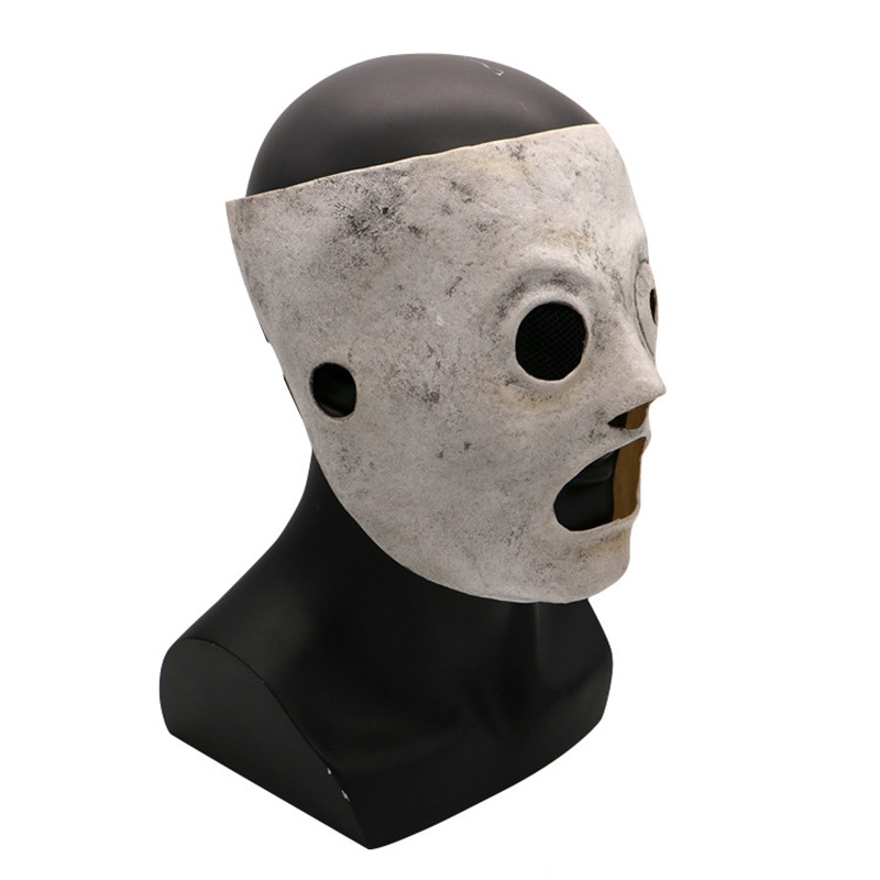 Image 3 - Slipknot Mask Event Corey Taylor Cosplay Latex Mask Halloween Slipknot Mask Adult party Costume Props-in Boys Costume Accessories from Novelty & Special Use