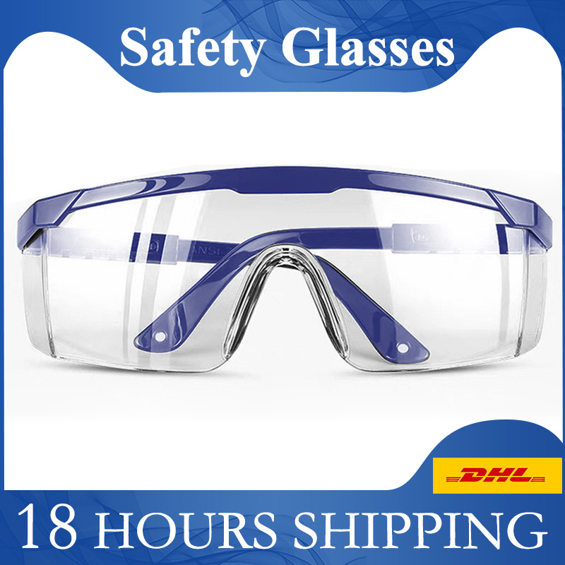 Lunette Safety Glasses Clear Protective Glasses Eye Protection Gafas Proteccion Gafas Proteccion Trabajo Proteccion Goggles