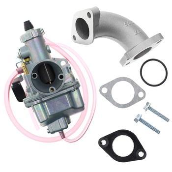 цена на New High Quality VM22 26mm Carburetor Kit Fit for Mikuni Intake Pipe Pit Dirt Bike 110cc 125cc Tools
