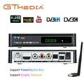 GTMEDIA TT PRO DVB-T2/T наземный ТВ-приемник HD цифровой ТВ-тюнер рецептор MPEG4 DVB T2 H.265 DVB-C ТВ-приставка