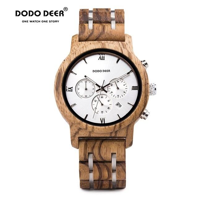 Quartz Houten Horloges Mannen Relogio Feminino Top Merk Luxe Mannelijke Dames Horloge Quartz Classic Casual Horloges Vrouwen Mens B12