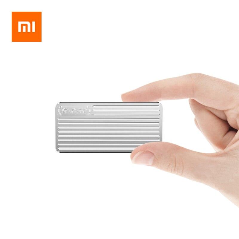 Xiaomi JESIS Mini 49g Мобильный твердотельный накопитель PSSD Type C 10 ГБ/сек. USB3.1 550 Мб/с материал из алюминиевого сплава|Смарт-гаджеты|   | АлиЭкспресс
