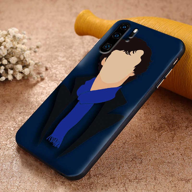 Pour Huawei P8 P9 Mini P10 P20 2019 P30 LITE pour Huawei P Smart Z 2018 P20 Pro coque de téléphone coque Sherlock Holmes sherlocké