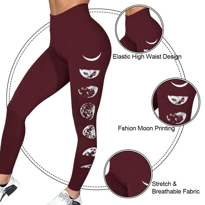 Women Seamless Yoga Fitness Leggings Running Sports High Waist Pants Trouser