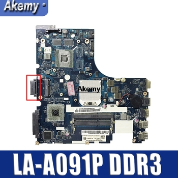New Classy Laptop Motherboard For Lenovo G405S Mainboard 900003241 LA-A091P DDR3 Full Tested