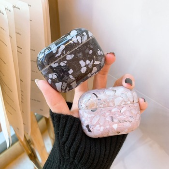 Marble Pattern Hard Case for Airpods pro 1