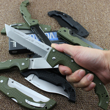 29UXTGH VOYAGER XL Size Pocket  Knife 8CR13MOV Blade Folding Blade TANTO Outdoor Knife цена и фото