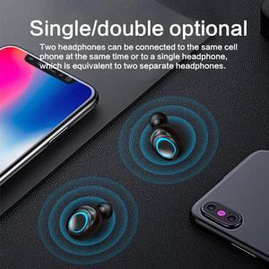 Image 5 - AERBOS Tws Bluetooth 5.0 Wireless Earphones S11 Touch Control In Ear Headphones with Microphone 3500 mAh Power Bank Mini Earbuds