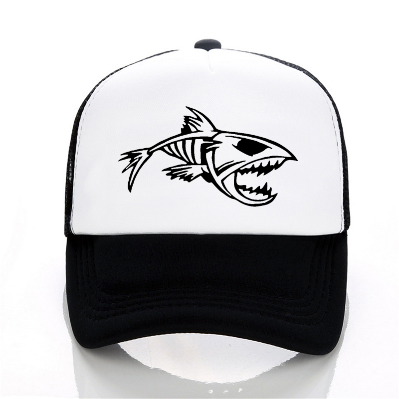 Custom Snapback Hats for Men /& Women Cat Face Paw Print Fish Bone Embroidery