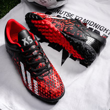 Comfortable Sports Men Soccer Shoes Kids Non-Slip Training Football Breathable Sports Shoes Athletic Soccer Unisex Sneaker Shoes