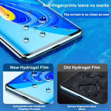 100D Curved Hydrogel Film For Samsung Galaxy S9 S7 edge S10E S10 Lite S8 Plus Screen Protector For A20E Note 8 9 10 Not Glass