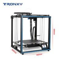 Tronxy X5SA Big Sale Impresora 3D Printer DIY Kits corexy printer heat bed 330*330mm large printer High pricision guide rail