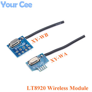 2.4G Wireless Transceiver Module LT8920 Nrf24l01Transmitter and Receiver Long Distance Communication Module Integrated Circuit