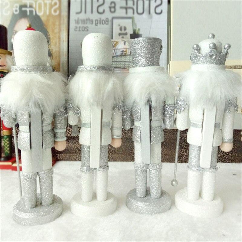 Рождественские украшения для дома Счастливого Рождества украшение ручной работы аксессуары - 3
