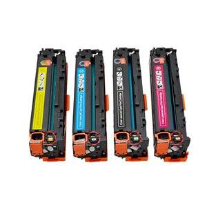 Image 5 - Cartucho de tóner Compatible con Dat CF540A CF541A CF542A CF543A CF540 para H P Laserjet M254 M254nw M254dw MFP M281fdw M281fdn M280nw