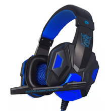 SY830MV Adjustable Length Hinges 3.5mm Surround Stereo Gaming Headset Headband