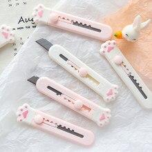 Mohamm 1pc cortador de arte utilitário faca estudante arte suprimentos ferramentas diy criativo artigos papelaria material escolar