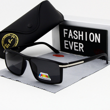 2020 サングラス男性偏光UV400 ファッション男性駆動yewearアクセサリー小さい長方形サングラス