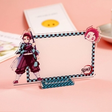 Anime Slayer: Acrylic Message Board-9 Styles, Desktop Stationery, Message Announcements And Other Supplies 2021 New Hot 1pc
