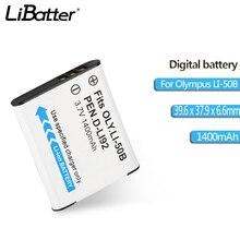 цена на Digital camera battery For Olympus Li 50B D-Li92 LI-50B Pentax D-LI92 battery Tough XZ-1 SZ-30MR SZ-10 SZ-11 SZ-20 SP800UZ