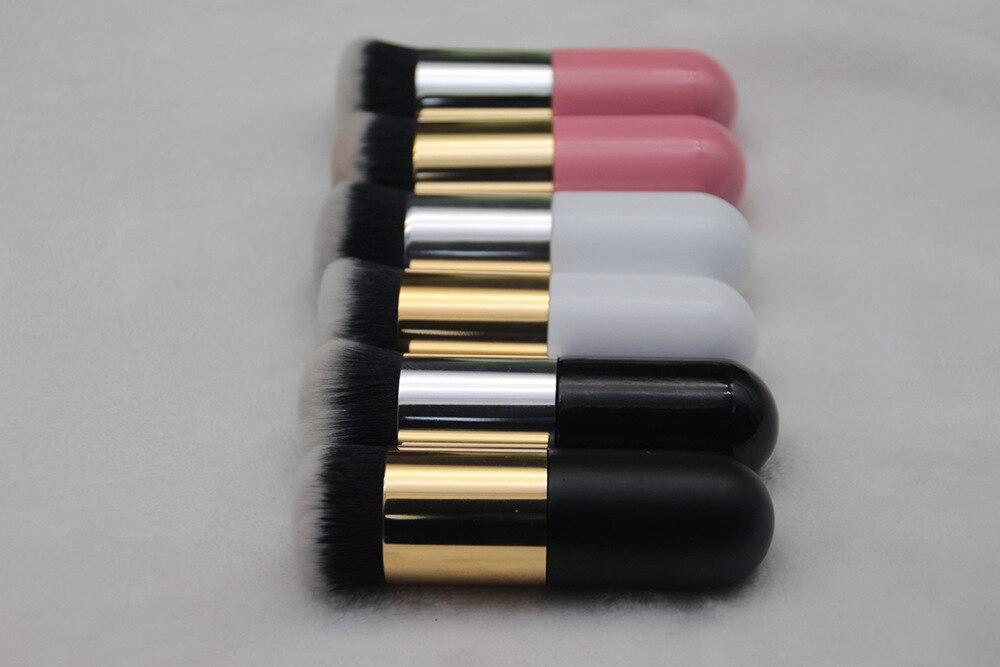 pinceis de maquiagem profissional cosmeticos make up escova 05