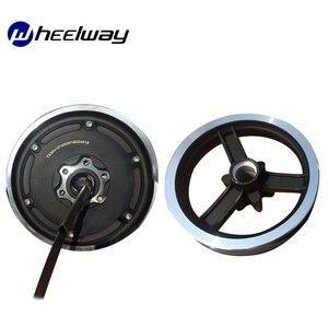 10 inch 36V 48V LY motor elect