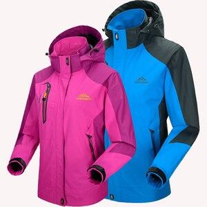 Image 5 - Chaqueta impermeable con capucha para hombre, abrigo transpirable para primavera y otoño, prendas de vestir, rompevientos, ropa del ejército, 5XL