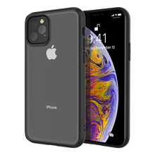 For iPhone 11 11 Pro 11 Pro Max Case Hybrid TPU+PC Transparent Soft Bumper Shockproof Cover for iPhone 11 Pro 2019 Case Clear case for iphone 11 pro max soft tpu case ultra thin bumper case for iphone 11 pro case cover frosted shockproof covers
