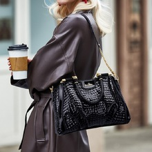 Presell Brand woman handbags genuine leather bag female hobos shoulder bags Luxury high quality leather totes women bag QS220