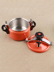 Cookware Pressure-Cooker Stainless-Steel Aluminum-Alloy Camping Stovetop-Tool Pot-Rice